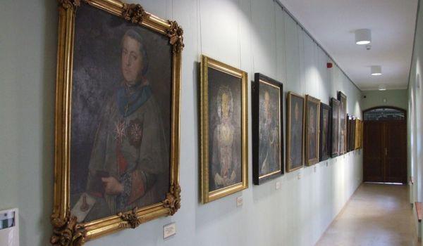 Going.   Galeria Portretów - Muzeum Archidiecezjalne