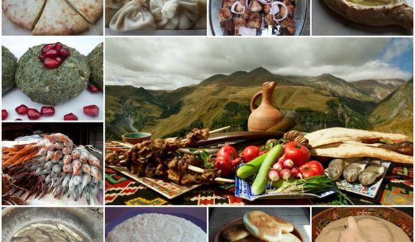 Kuchnia Gruzińska Czyli Kaukaska Gościnność Na Talerzu Piątek 8 Grudnia 2017