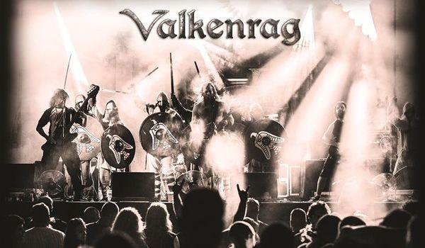 Going.   Valkenrag, Tiberius, Helroth, Evilence - Estrada Stagebar