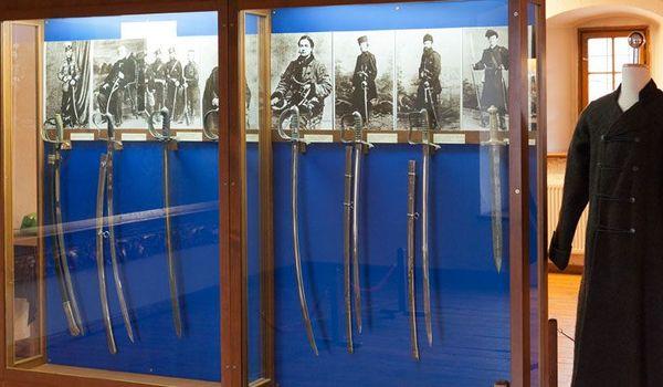 Going. | Broń Biała - Muzeum Militariów Arsenał Miejski - Oddział Muzeum Miejskiego