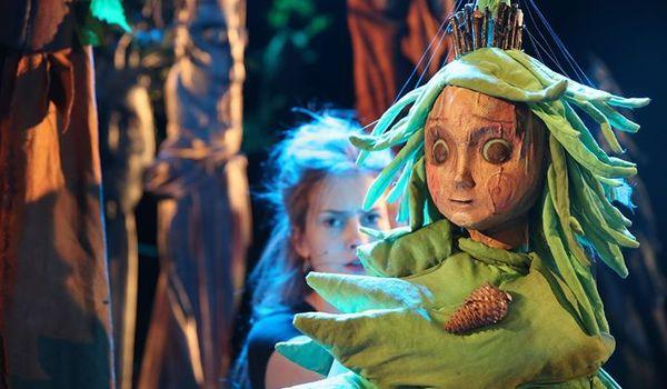 Going.   Królewna z drewna - transmisja na żywo w ITeatr - Teatr Lalek Arlekin