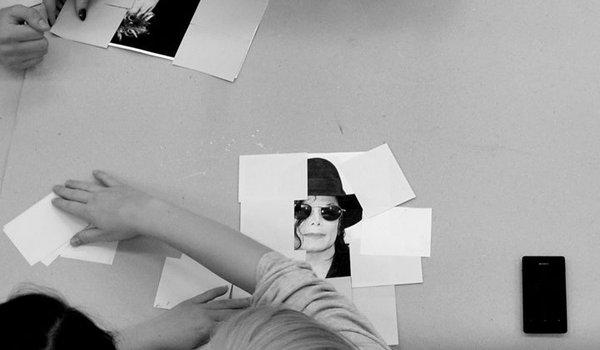 Going. | Dziecko na warsztat. Jak edytować zdjęcia za pomocą wyobraźni? - Galeria Miejska BWA w Bydgoszczy
