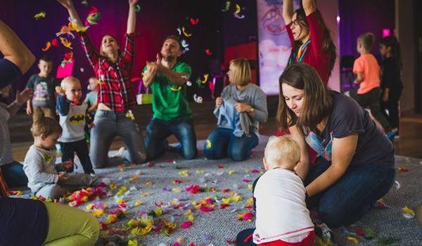 Going.   Dźwiękonury – Daj z dzieckiem nura w świat muzyki