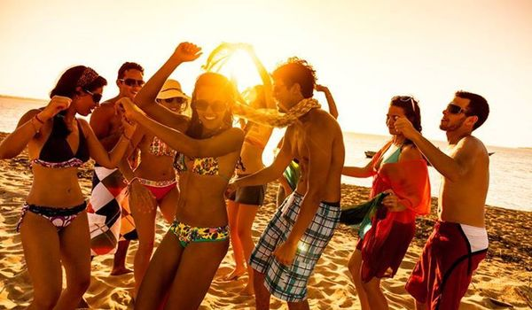 Going. | Taneczny początek lata: Zazoo Beach Bar & No Limits - ZaZoo Beach Bar