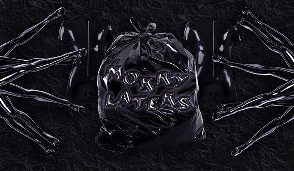 Going. | Ciężki Brokat - Mokry Lateks - Pogłos