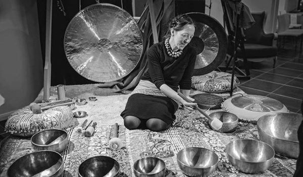 Going. | Koncert gongów i mis tybetańskich - dotyk dźwiękiem