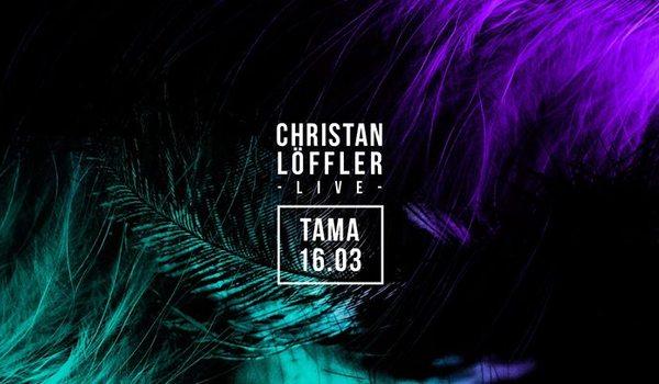 Going. | Christian Löffler LIVE