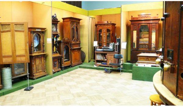 Going. | Mechanizmy Grające - Muzeum Techniki i Przemysłu NOT