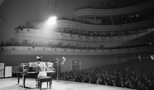 Going. | Koncert Chopinowski: Braulio Alcaraz