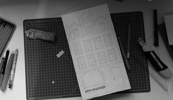 Going.   Domy, domki i kryjówki - warsztaty architektoniczne dla dzieci - Klubokawiarnia Meskalina