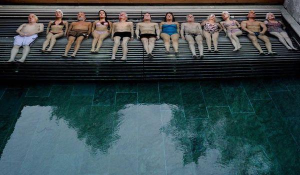 """Going.   Pokaz filmu: """"Młodość"""", reż. Paolo Sorrentino + dyskusja"""
