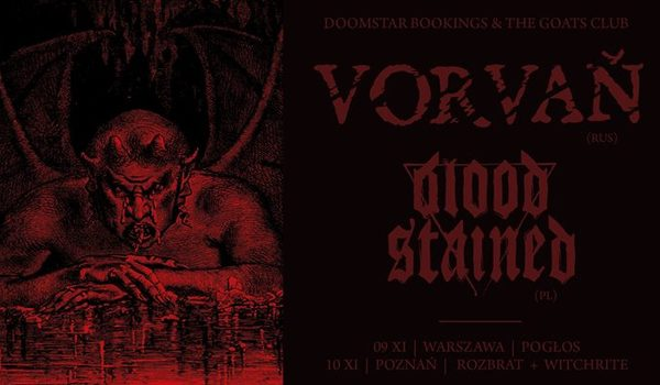Going. | Vorvan / Bloodstained