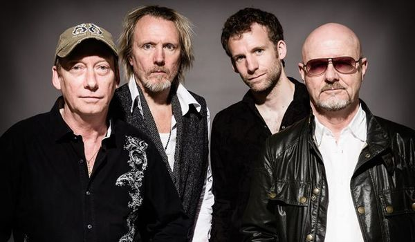 Going. | Wishbone Ash - Centrum Kultury ZAMEK