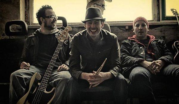 Going. | Jam session bluesowe z Tres Hombres
