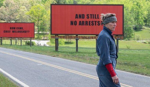 Going.   Trzy billboardy za Ebbing, Missouri - Gdyńskie Centrum Filmowe
