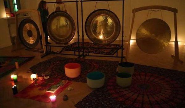 Going.   Terapeutyczna Sesja Dźwiękowa - Gongi, Misy i Śpiew Intuicyjny - Klubo-teatr ToTu