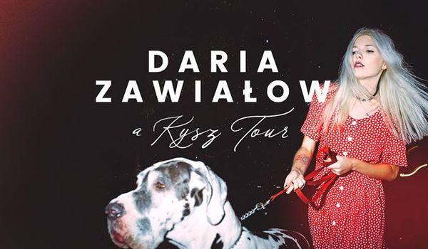 Going.   Daria Zawiałow - Klub Wytwórnia
