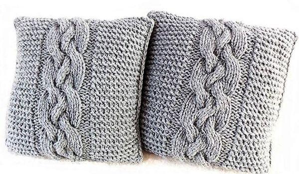 Going. | Robienie na drutach dla początkujących