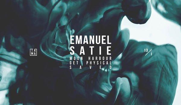 Going. | Emanuel Satie - Tama