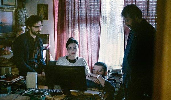 Going. | Sieranevada - Kino Nowe Horyzonty