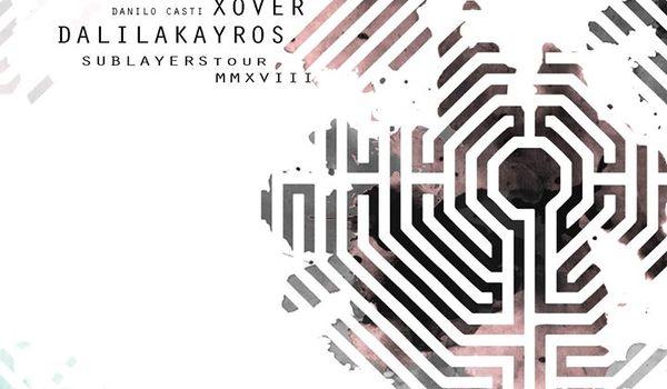 Going. | Let Me Introduce: Xover / Dalila Kayros - MÓZG Warszawa