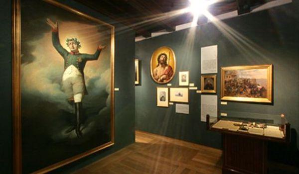 Going. | Adam Mickiewicz 1798 ? 1855 - Muzeum Literatury
