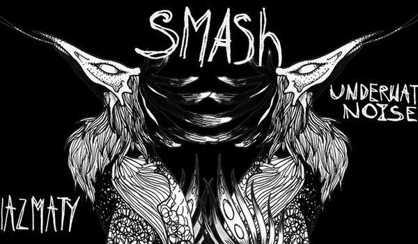 Going. | WWB #12: SMASH / Miazmaty / Underwater Noise - Klub Pod Minogą