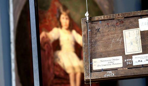 Going. | Cenne, utracone, odzyskane: badanie proweniencji dzieł sztuki - Artykwariat
