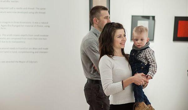 Going. | Ścieżka sensoryczna: morze – zajęcia dla rodzin z dziećmi - Muzeum Miasta Gdynia