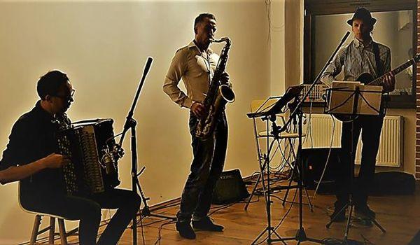 Going. | Siempre Fuego live - Piec' Art Acoustic Jazz Club