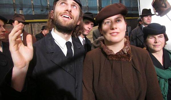Going. | Ślady żydowskie w polskim śpiewie – koncert muzyki tradycyjnej