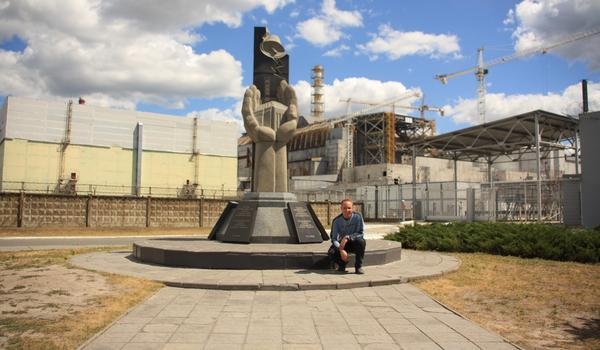 Going.   Klub Podróżników Navigator: Czarnobyl (A)Live! - Nowohuckie Centrum Kultury