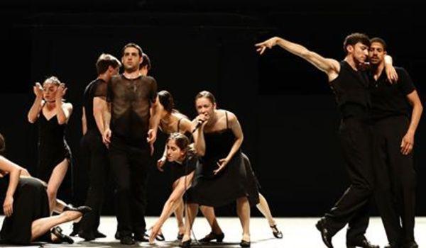 Going. | Batsheva Dance Company - Centrum Spotkania Kultur w Lublinie