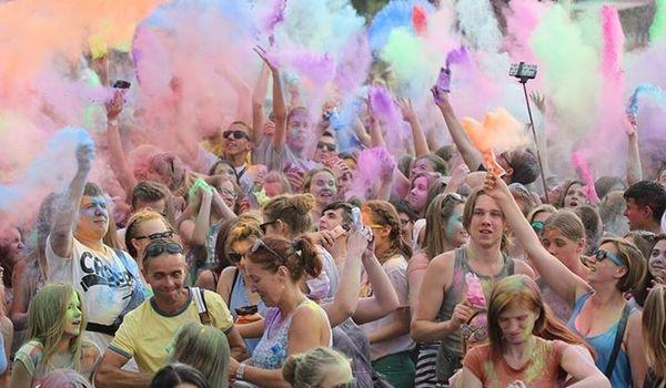 Going.   Eksplozja Kolorów 2017 W Sosnowcu - Sosnowiec łączy