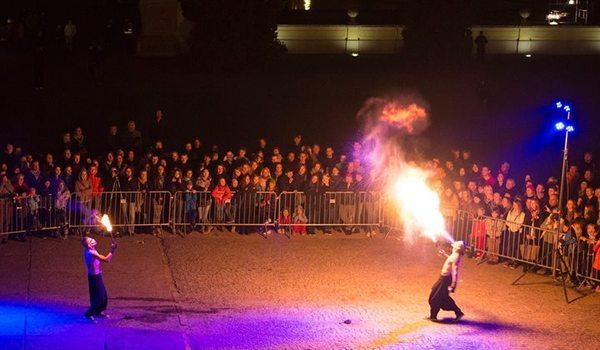 Going. | Ogień Wschodu- Ogólnopolski Konkurs Fireshow