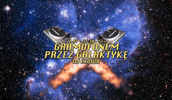 Going. | Gramofonem przez galaktykę # dj EsDwa - Klub Zmiana Klimatu