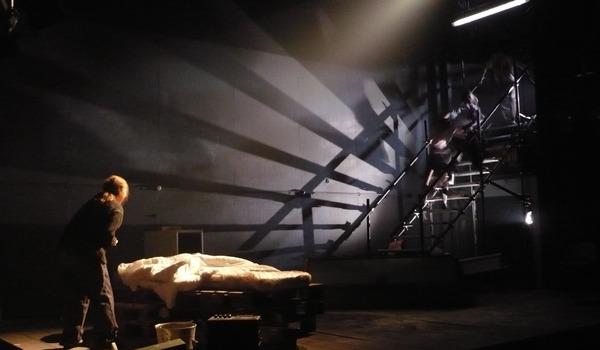 Going. | Oriana Fallaci - Premiera - Teatr Studio