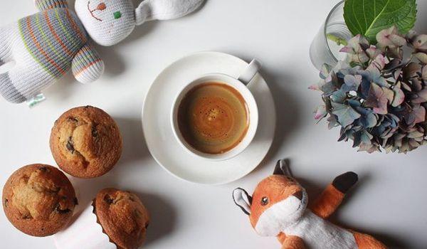 Going. | Narty z dziećmi - babeczki przy kawie