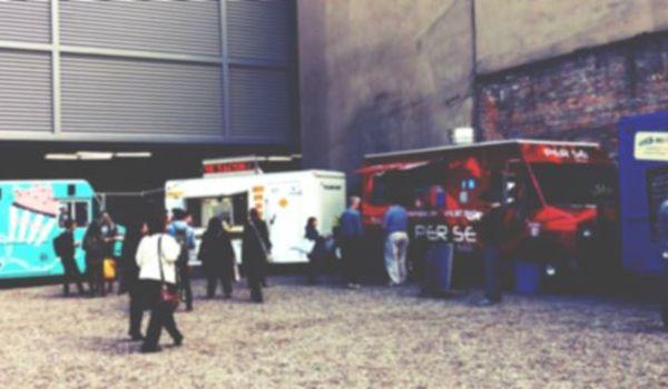 Going. | Mini zlot food trucków na Łódź Tattoo Days 2017 - Nowa Hala EXPO Łódź