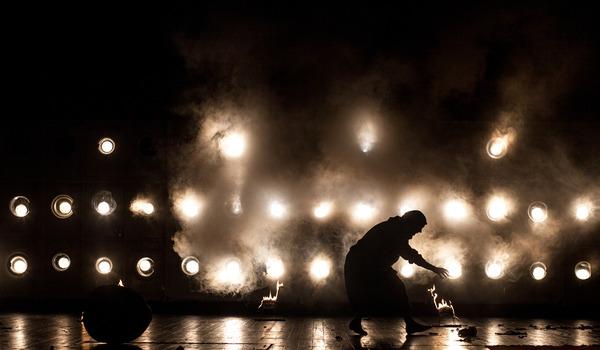 Going. | Pastime, Carnation, Museum Piece - Premiera - Teatr Studio