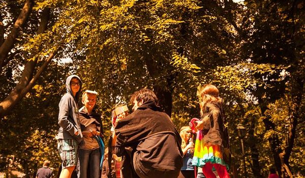 Going. | Kto chroni las? Rodzinne warsztaty artystyczno-ekologiczne