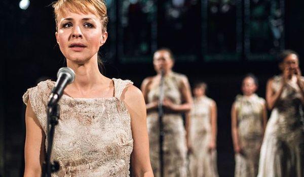 Going. | Return to the Voice w Teatrze Pieśń Kozła - Sala Audytoryjna WCK