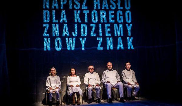 Going. | Nie mów nikomu / reż. Adam Ziajski