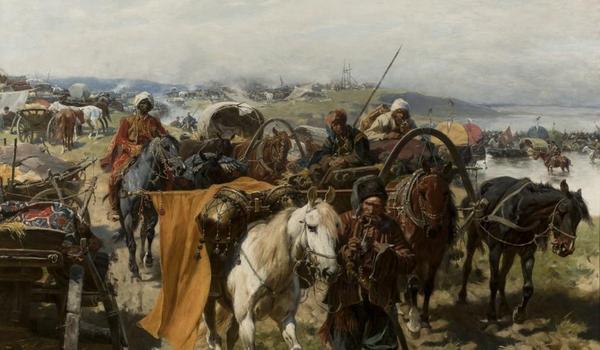 Going. | Wykład Niedzielny: Józef Brandt 1841–1915 – Wprowadzenie - Muzeum Narodowe