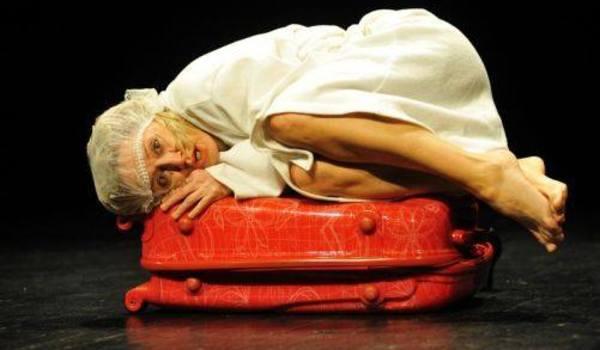 Going. | Moja Droga B. - Teatr Druga Strefa