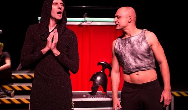 Going. | Quo Vadis - Teatr Powszechny