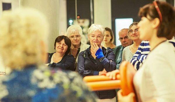 Going. | Seniorzy Edukatorzy – Opowiadamy! – program dla Seniorów - Muzeum Miasta Gdyni