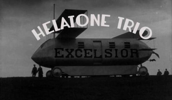 Going. | Helatone Trio gra na żywo do filmu Himmelskibet