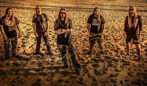 Going. | Metalowy Początek Roku V: Azarath, Horrorscope, Deathinition - Estrada Stagebar