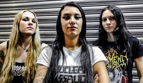 Going. | Nervosa Agony Tour